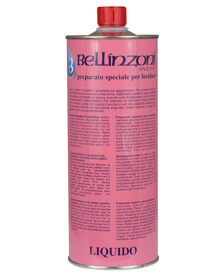 Bellinzoni SPECIAL PREPARATION LIQUID WAX Tekutý leštič
